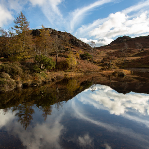 TARN REFLECTIONS HOLME FELL