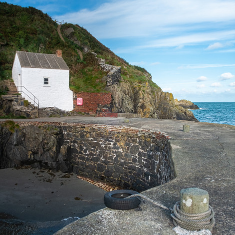 THE HARBOUR COTTAGE PORTHGAIN ii