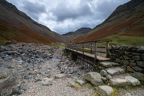 BRIDGE OVER GABLE BECK ii