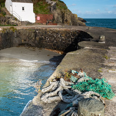THE HARBOUR COTTAGE, PORTHGAIN i