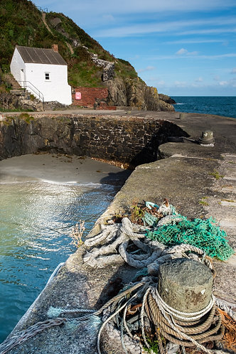 THE HARBOUR COTTAGE PORTHGAIN i
