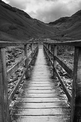 THE BRIDGE TO GREAT END MONO