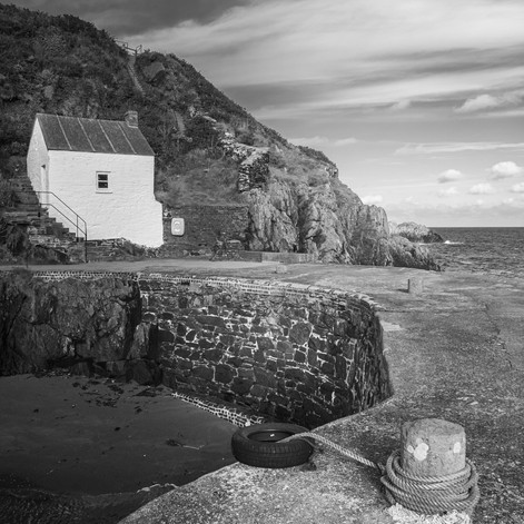 THE HARBOUR COTTAGE, PORTHGAIN ii