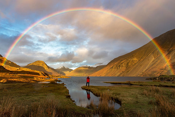 Finding Gold by Mark Gilligan aka wastwaterphotography.co.uk winner of the Sunday Times #OMGB 2015 Landscape Photographer of the Year