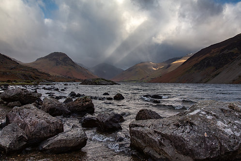 WAST WATER LIGHT SHOW
