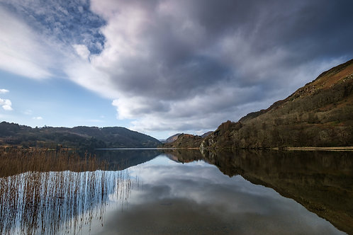 REFLECTIONS AT LLYN GWYNANT