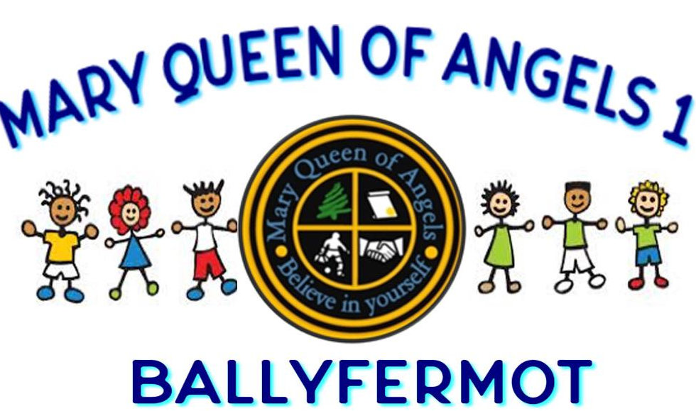 MQA1 Mary Queen of Angels 1 Boys Primary School Ballyfermot