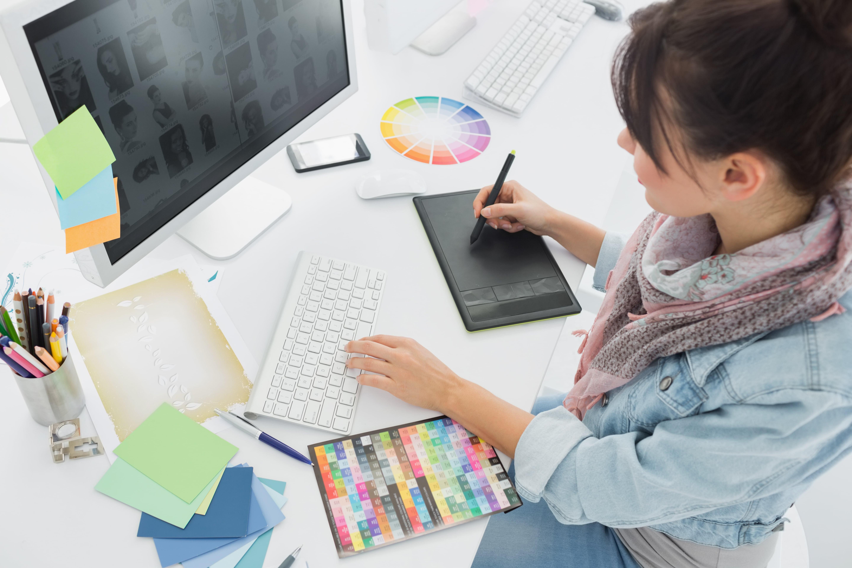 Level 1 Graphic Design Online