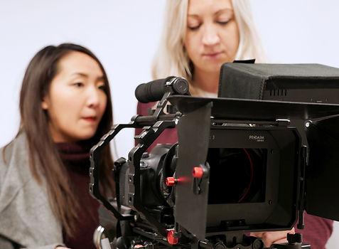 Jenny and Charlotte Camera.JPG