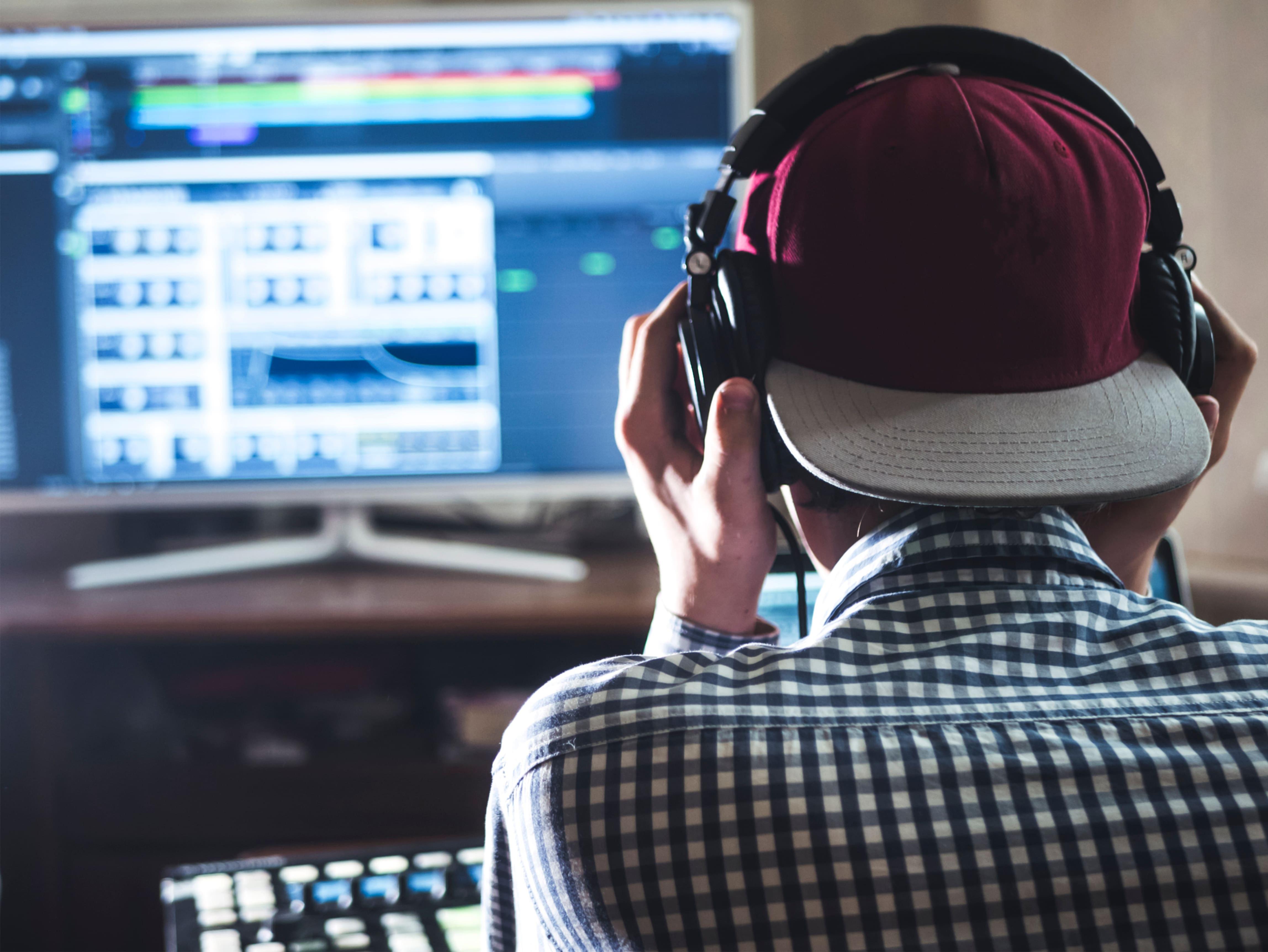 Level 1 Music Production Online