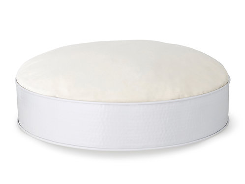 Coconut bed - Pebble cushion