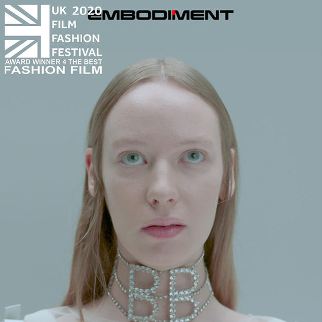 """Embodiment"" Award winner for ""The Best Fashion Film"""