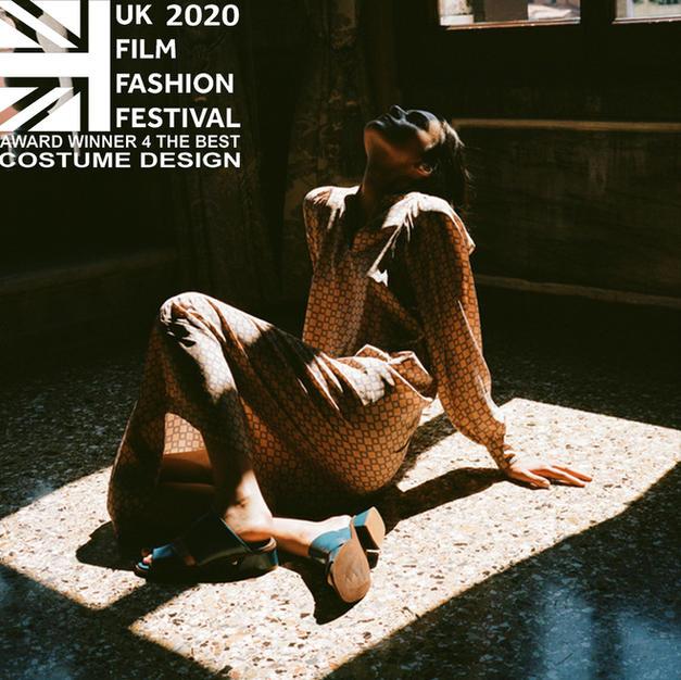 """""""Fenice - Momoni SS21"""" Award winner for """"The Best Costume Design"""""""