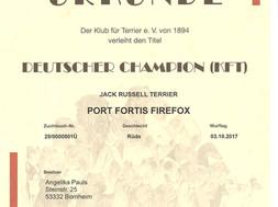 08.07.2021  2 neue Deutsche Champion!