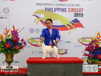NEW PHILIPPINE CHAMPION!