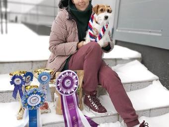 28.01.2018 International dog show CACIB-FCI, Perm (Russia)
