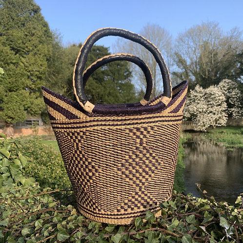 Monochrome Market Basket