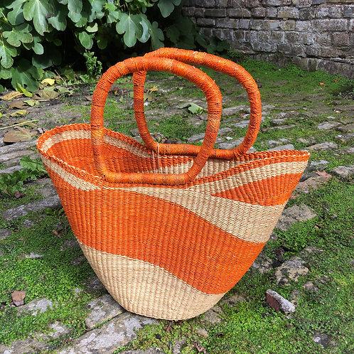 Small Market bag Orange