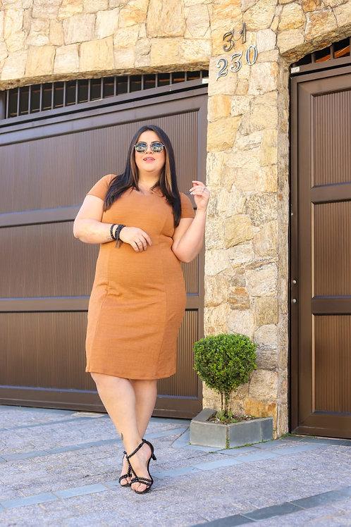 Vestido Clarice Plus size
