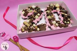 עוגת יום הולדת קאפקייקס