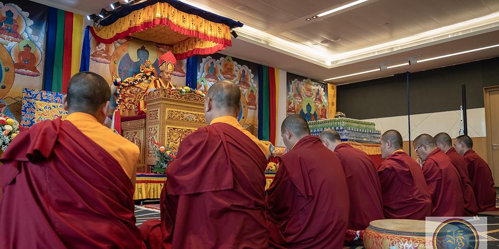 Medicine Buddha Event