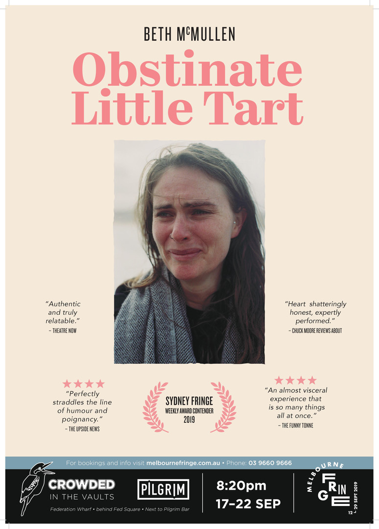 Obstinate Little Tart