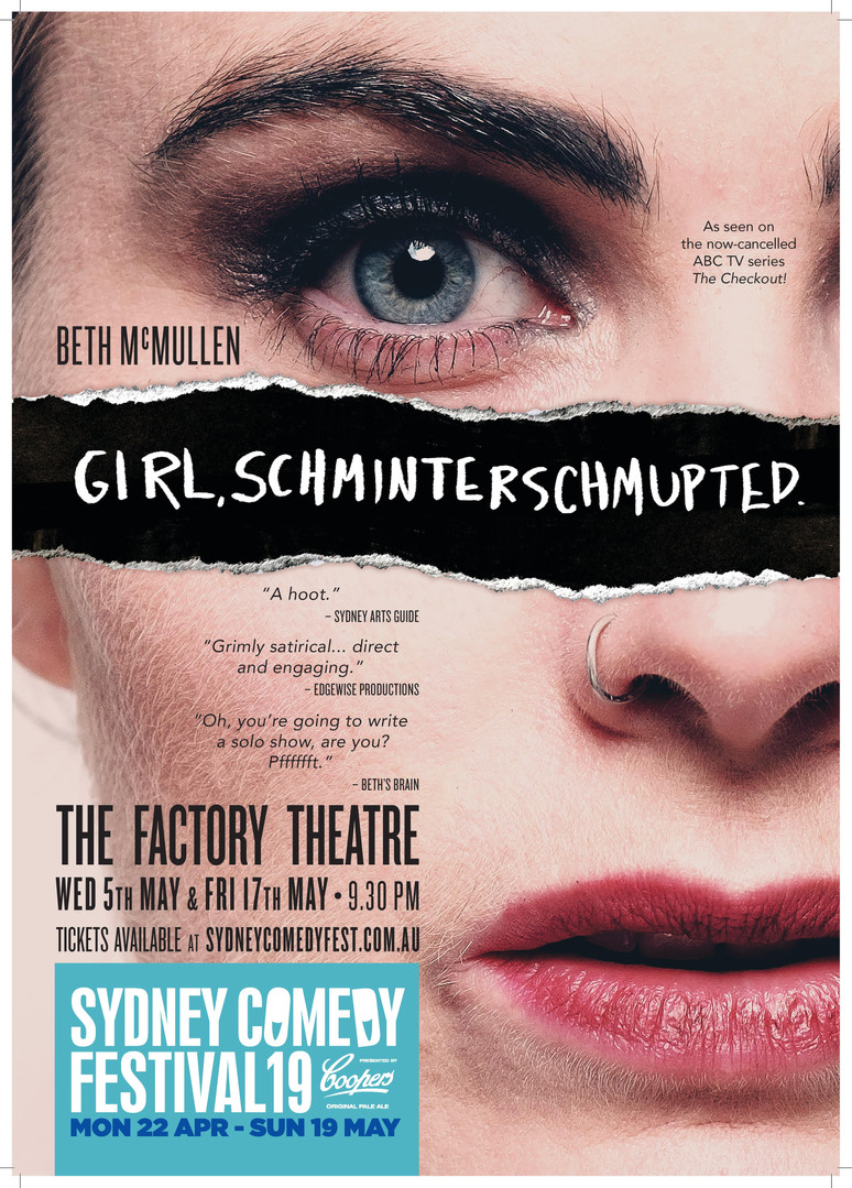 Girl, Schminterschumpted