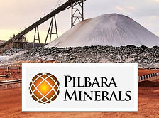 Pilbara Minerals is an Australian lithium mining company. It owns and operates the Pilgangoora Lithium-Tantalum Project.   ​