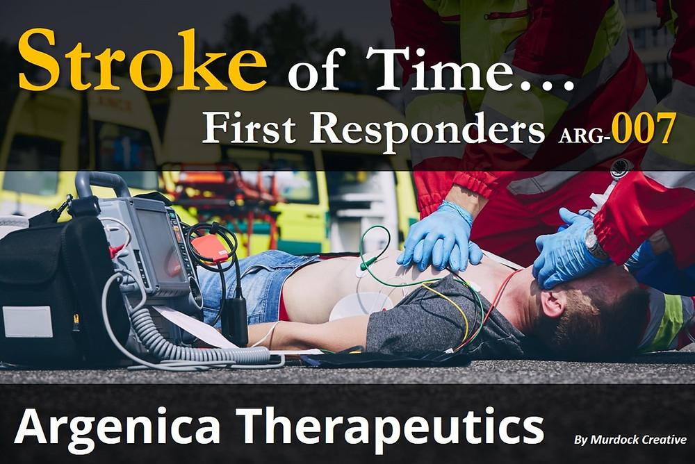 Stroke of Time... Argenica Therapeutics