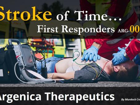 STROKE OF TIME... - Argenica Therapeutics