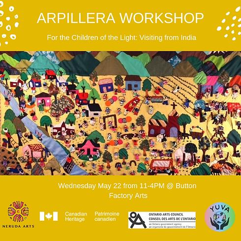 ARPILLERA WORKSHOP