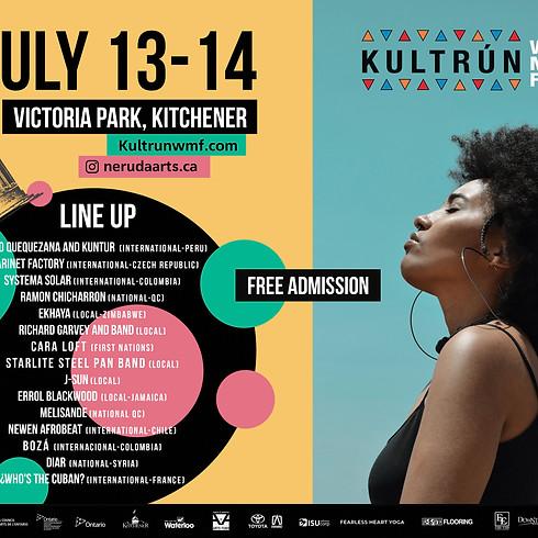 Kultrún World Music Festival 2019