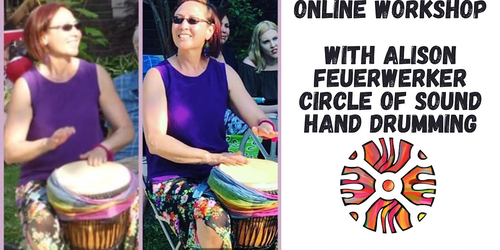 Circle of Sound with Alison Feuerwerker