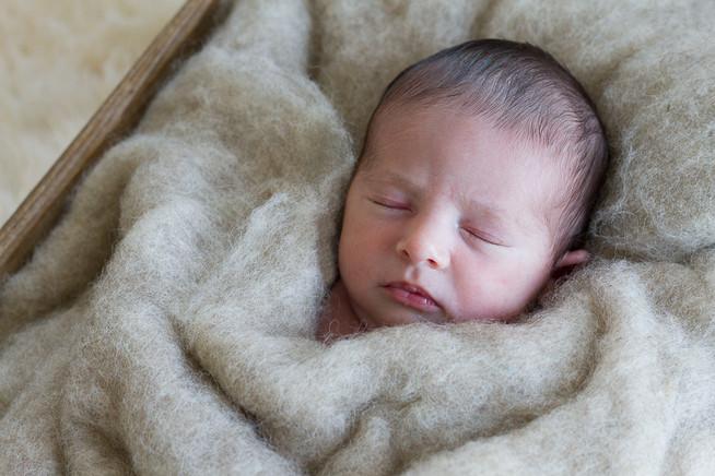 Joli bébé M.