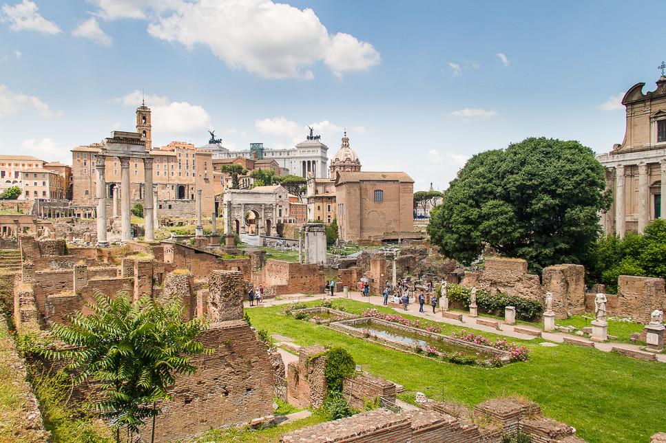 Rome - Forum romain