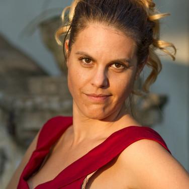Aurélie, talentueuse comédienne
