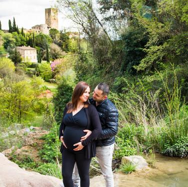 Mlle M. & M. L attendent un bébé...