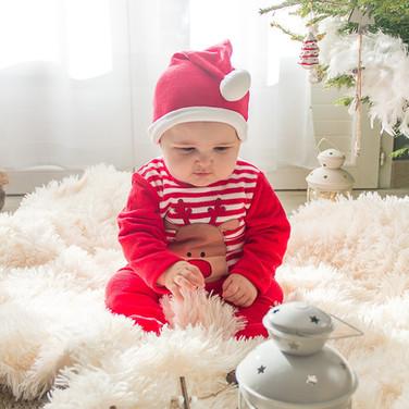 Petite poupée de Noël