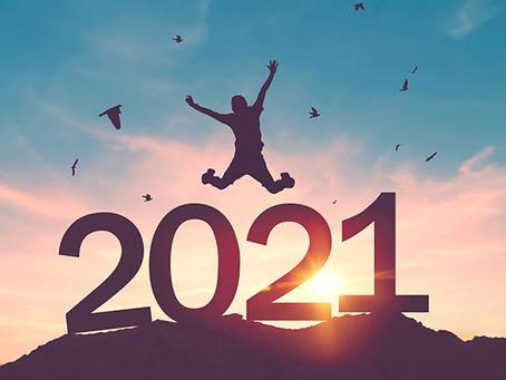 Welcome to 2021 and a new semester! /¡Bienvenido al 2021 y a un nuevo semestre!