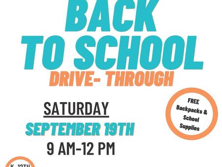 Free School Supplies ¡Útiles escolares gratis!