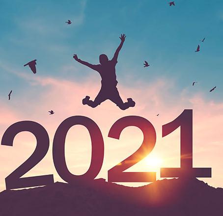 Welcome to 2021 and a new semester!/¡Bienvenido al 2021 y a un nuevo semestre!