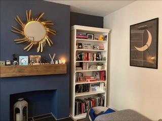 Interior Renovation Lounge
