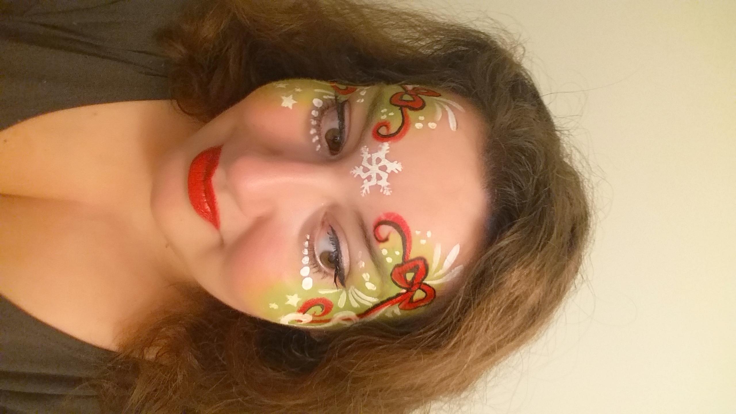 Maquillage Noël