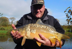 One of our regulars and an 8lb Oct18
