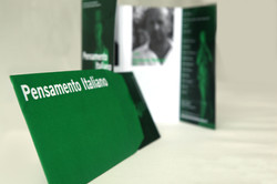 material gráfico-pensamento italiano