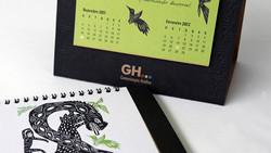 calendário j.borges