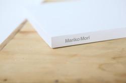 material gráfico - mariko mori
