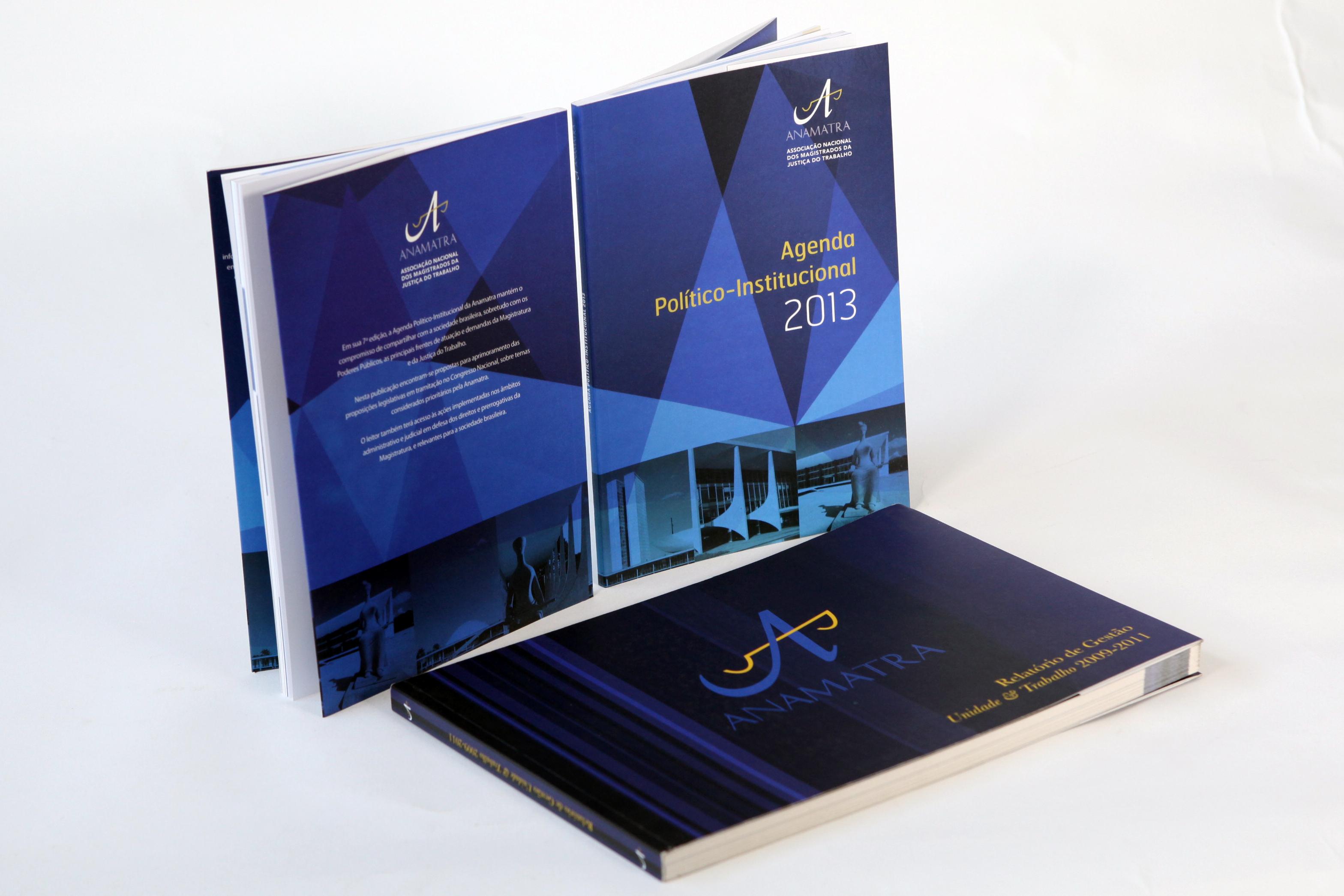 agenda e relatório 2013