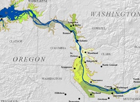 The Columbia River Blues