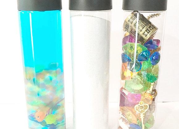 Pirate Sensory Bottles